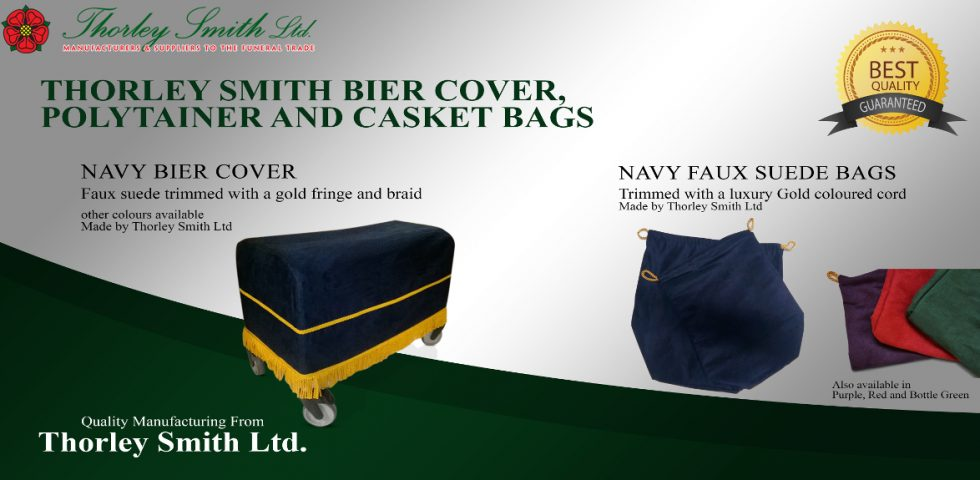 Bier Cover Polytainer and Casket Bags